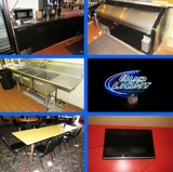 Online Only Restaurant & Bar Equipment Auction