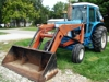 Ford 7710 w/cab and Koyker loader, 6' bucket, diesel: