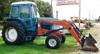 Ford 7710 w/cab and Koyker loader,  diesel 2400 hrs: