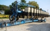 Kinzee 2600 16-31 row planter with monitor: