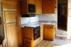 2001 33' Hitchhiker II kitchen area: