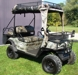 2008 Bad Boy Buggy 4x4, with full enclosure, snap on windshield, front winch, 2 gun racks: