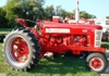 McCormick Farmall 450 restored-parade ready: