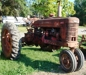 1947 M Farmall, 12 volt system, runs good just needs paint: