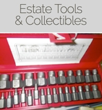 INSPECT MONDAY Estate Tools and Collectibles Online Auction PA