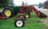 1963 J.D. 4010, gas, wide front, less than 500 hrs. on new sleeves & pistons: