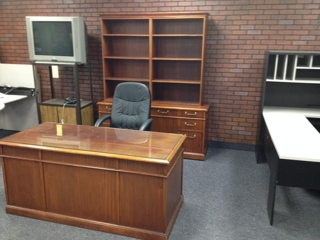 Office Furniture & Equipment AUCTION!
