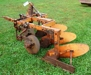 Allis 3 bottom plow: