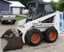 1992 Bobcat 742B, aux. hydr.,1438 hrs.,smooth bucket: