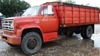 1973 GMC grain truck, motor has less than 20K mi.,: