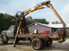 1975 Knuckle Boom truck, many new parts, rebuilt 366, new rears, new carb: