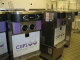 PUBLIC AUCTION: CUPS FROZEN YOGURT