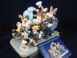 GOEBEL DISNEY FIGURINE AUCTION