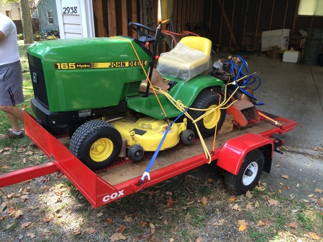 Antiques John Deere Mower And Household Auction Innovative