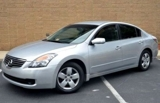 PRIVATE ASSET AUCTION; A WELL KEPT 2008 NISSAN ALTIMA 2.5S SEDAN 4-DOOR, AUTOMATIC, KEYLESS, MANY EXTRAS!