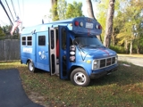 1991 Chevy 3500 Van customized by Movie Time Cars, Inc.
