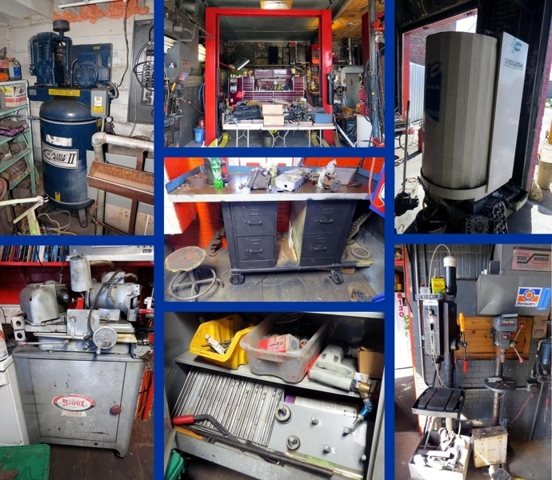 Complete business liquidation auction for b s auto and for Electric motor repair omaha nebraska