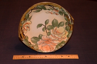: Nippon, hand painted