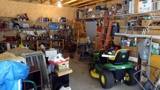 MOVING SALE- Power Tools, Lawn Tractor, PlowPickup
