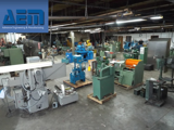 INTERNET BIDDING ONLY AUCTION- SURPLUS EQUIPMENT FROM THE ONGOING OPERATIONS OF ADVANCED ENGINEERING AND MANUFACTURING