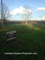 30+/- Acre Hunting Tract in North St. Landry Parish For Sale