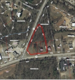 1.29+/- Acre Commercial Tract in Greenville, SC