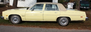 1977 Olds 98