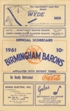 Birmingham Barons, Southern and Negro League Collection