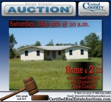 Homes for sale and Georgia real estate auctions in Cook County