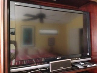 "52"" Flat Screen Television"