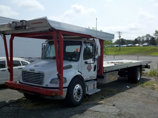 2005 FREIGHTLINER 4 CAR CARRIER