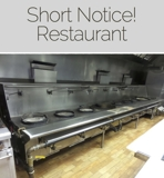 URGENT Short Notice, Restaurant Remodel Online Auction Arlington, VA