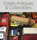 Estate Antiques and Collectibles Online Auction VA