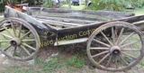 ONLINE BIDDING ONLY AUCTION - Firearms, Knives, Hand Made Wood Carvings & Antique Mule Wagon