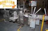 INTERNET BIDDING ONLY AUCTION- SURPLUS EQUIPMENT FROM THE ONGOING OPERATIONS OF HAWAIIAN TROPIC