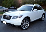PRIVATE ASSET AUCTION; 2007 INFINITI FX35 SPORT UTILITY 4-DOOR, FULLY LOADED, GREAT ENGINE!