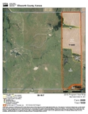 233.5± ACRES TILLABLE & PASTURE, ELLSWORTH COUNTY, KS