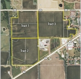 Ralls County MO Land Auction