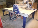 COMMERCIAL CABINET & WOOD WORKING SHOP CLOSEOUT AUCTION