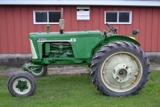 JOHN DEERE 2 CYLINDER TRACTORS & HOBBY EQUIPMENT FOR LAVERN & MARILYN THOMPSON