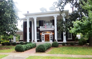 Neo-Classical Mansion and 2 Smaller Homes in Downtown Historical District of Murfreesboro