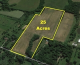 25 Acres, Old Winchester Trail in Caesarcreek Township