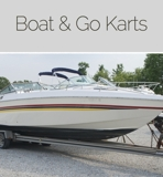 Boats and Go Kart Online Auction MD