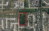 ABSOLUTE AUCTION - 6.17-ACRE DEVELOPMENT TRACT