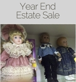 Year End Estate Furniture and Collectibles Auction Online Auction VA