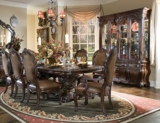 PRIVATE HIGH END FURNITURE & ART AUCTION; AICO BY MICHAEL AMINI DINING SET, PAINTINGS, ORIENTAL RUGS & MUCH MORE!