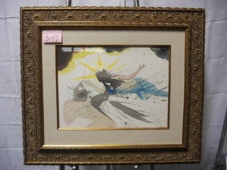 Artwork from Private Collection - AUCTION!