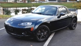 PRIVATE ASSET AUCTION; 2006 MAZDA MX-5 MIATA CONVERTIBLE 2-DOOR. MUST SEE!!