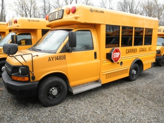 Buses, Tools, Equipment & Office Furniture AUCTION!