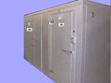 SHORT NOTICE! MD 2 YEARS OLD WALK IN COOLER FREEZER OPEN COOLER AUCTION LOCAL PICKUP ONLY